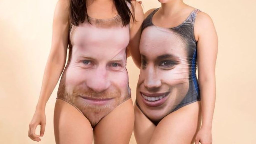 El merchandising más loco de la boda entre el Príncipe Harry y ...