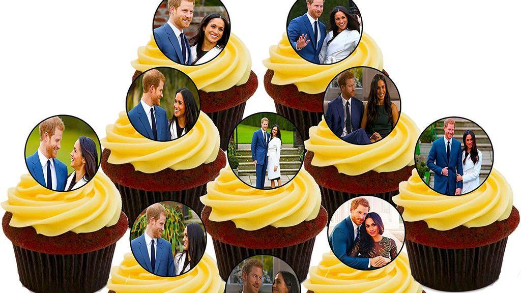 cupcakes boda real