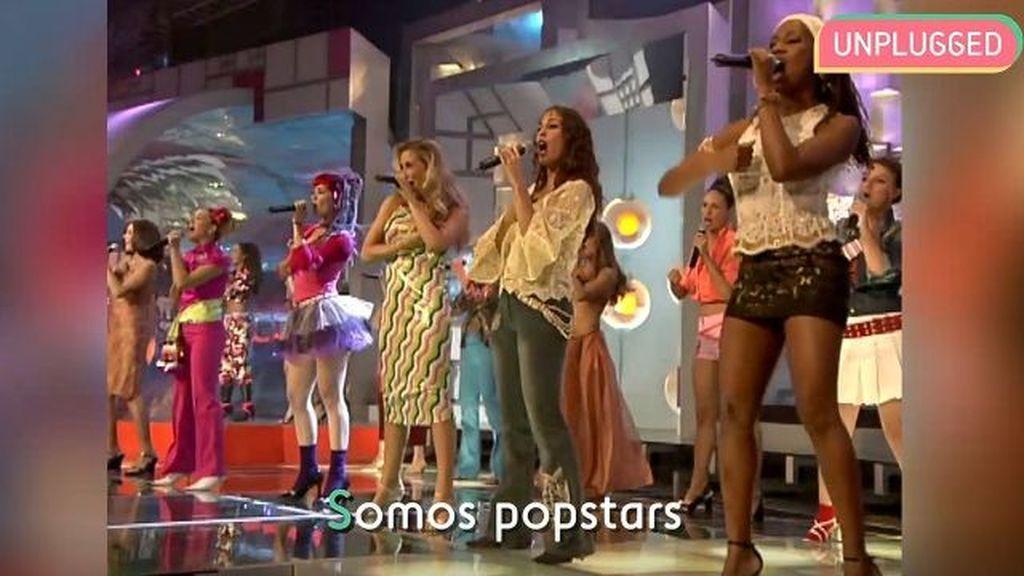 ¡El karaoke definitivo! PopStars: Todo por un sueño