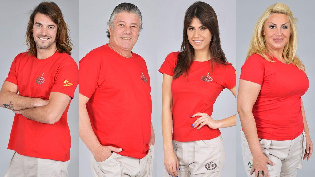 Logan, Francisco, Sofía y Raquel, nominados