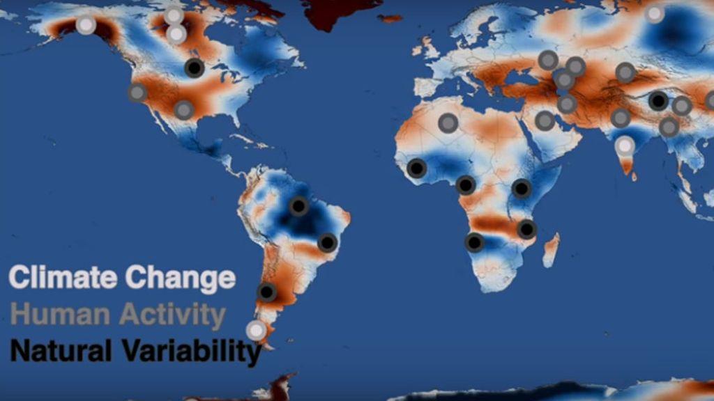 ¿Qué está pasando con el agua de la Tierra?
