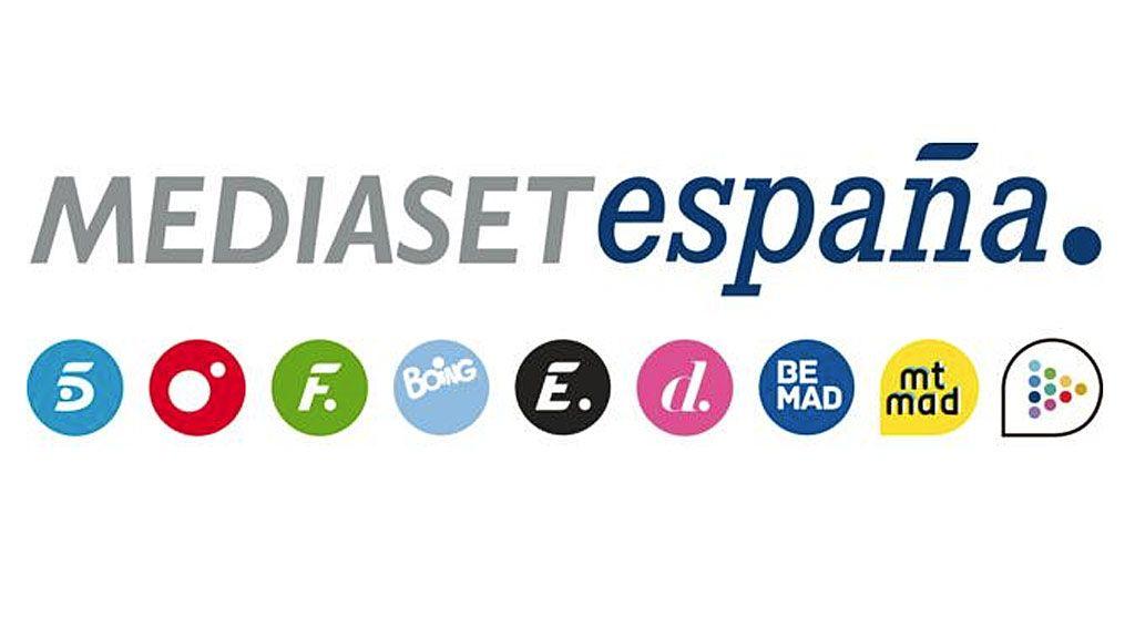 Mediaset España, grupo audiovisual líder en abril en consumo de vídeo online con 92,1 millones de reproducciones