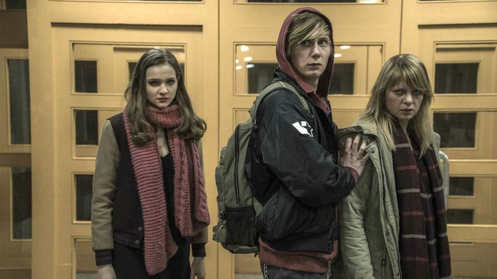 Imagen de la primera temporada de 'Dark', serie alemana original de Netflix.