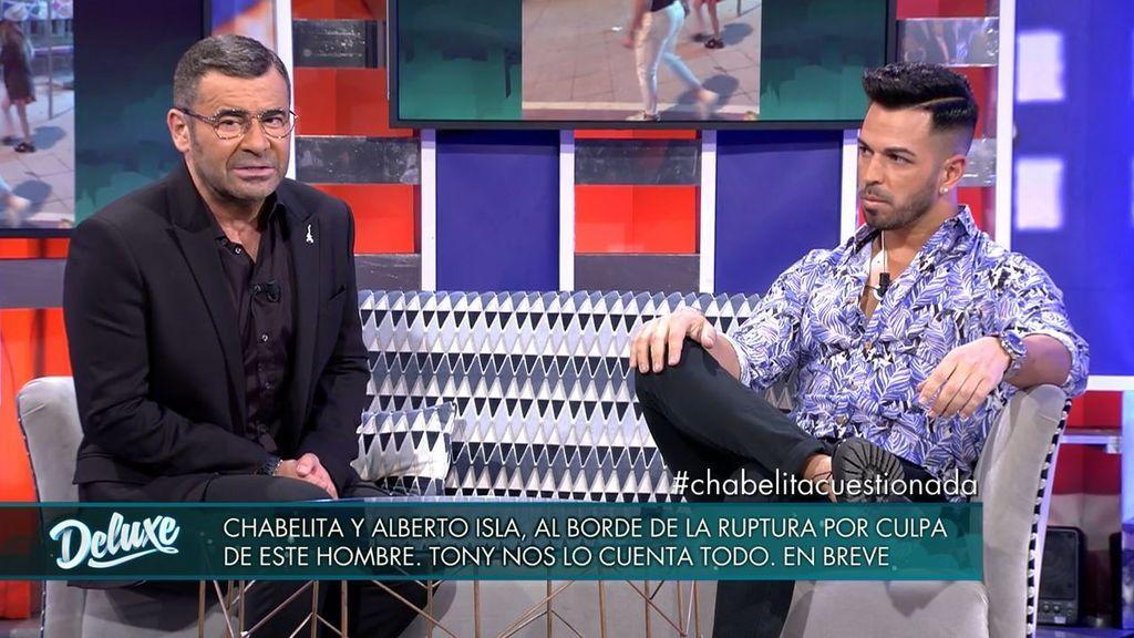 """Tony Rodríguez: """"Isa y yo estuvimos juntos la segunda noche"""""""