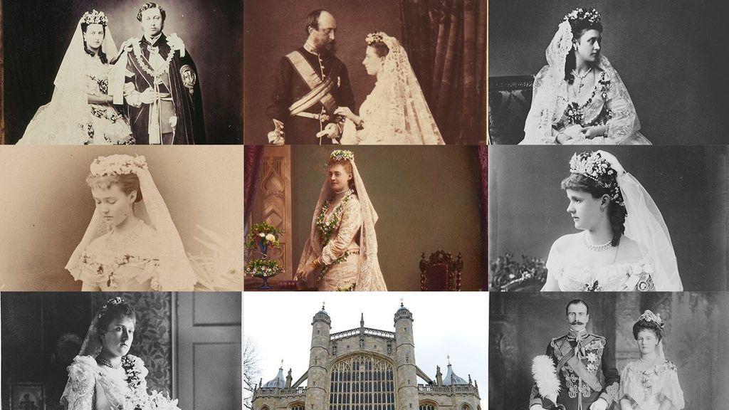 Meghan y Harry serán los 'royal' número 16 en casarse en Windsor: las parejas anteriores