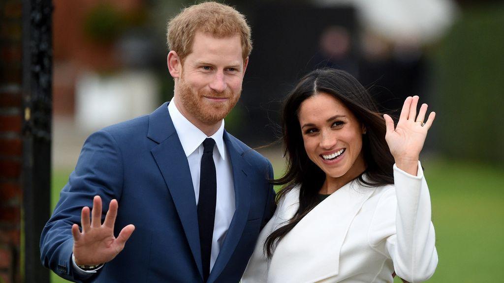 El príncipe Enrique y Meghan Markle reciben el título de duque y duquesa de Sussex