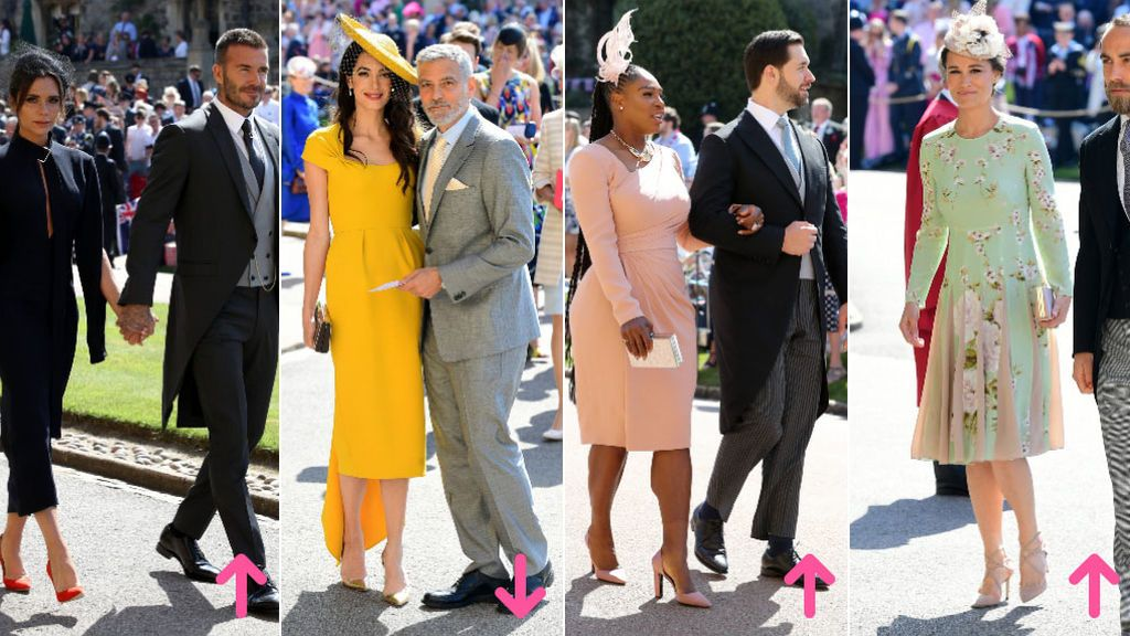 Aciertos y errores de los invitados a la boda del Príncipe Harry y Meghan Markle
