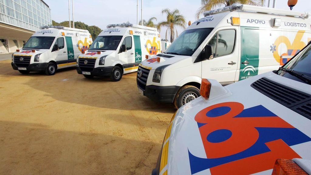 Muere una niña atropellada y resultan heridos el conductor y otro menor en Jaén