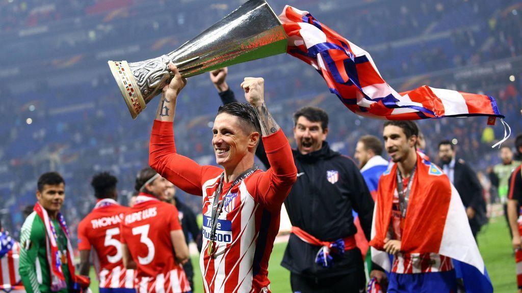 Fernando Torres y su preciosa carta a los aficionados del Atlético de Madrid