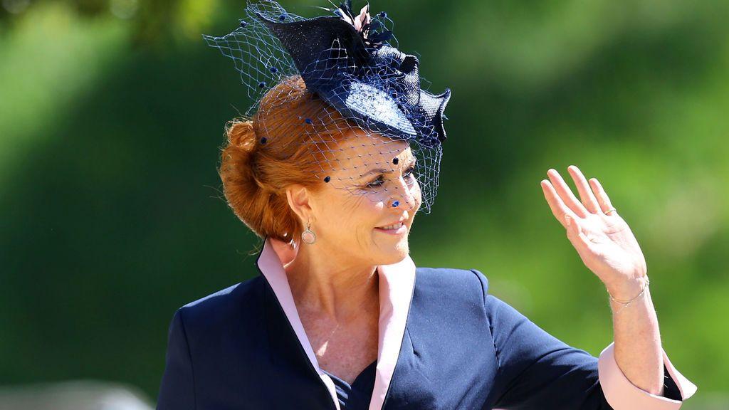 La duquesa de York, Sarah Ferguson
