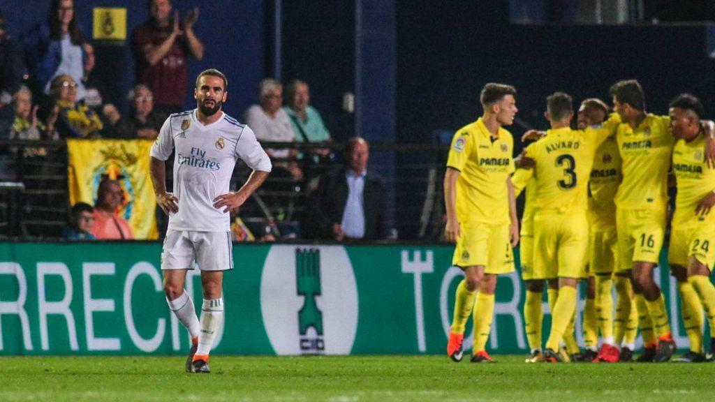 El Real Madrid se olvida de la Liga y piensa en la final de Kiev (2-2)