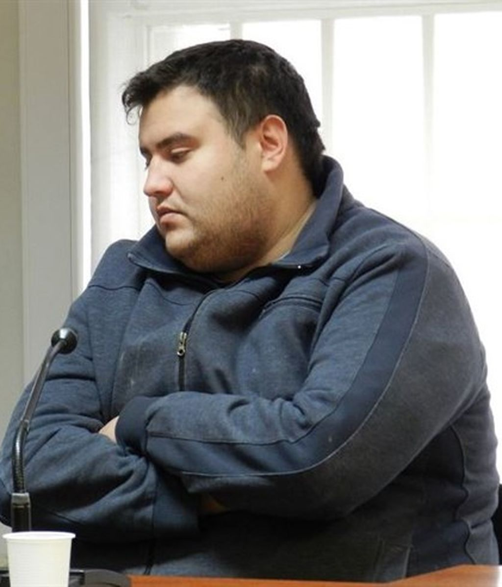 Autorizan a un preso argentino a salir de la cárcel una vez a la semana para adelgazar