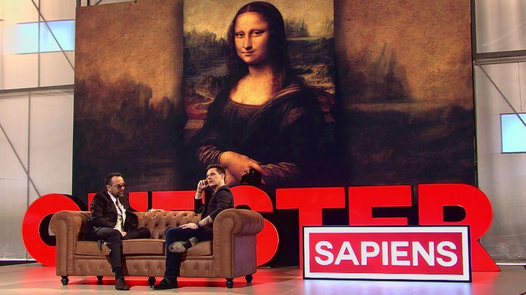Christian Gálvez cuenta los secretos de La Gioconda y revela quién se esconde detrás de este misterioso cuadro de Da Vinci