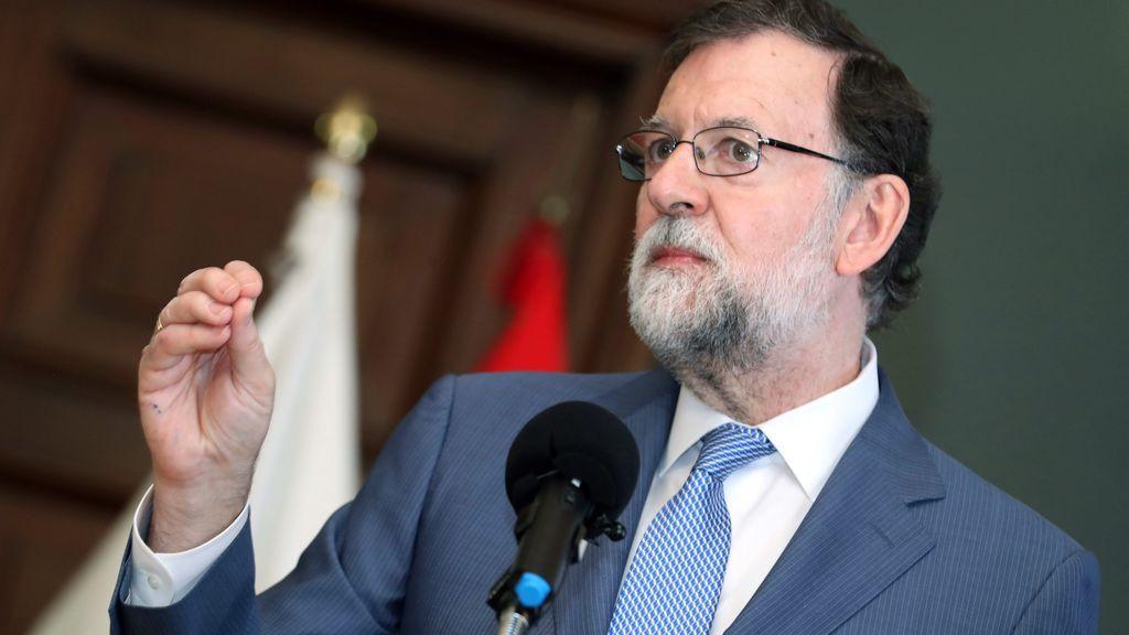 Rajoy mantendrá el 155 en Cataluña: en la lista del Govern hay presos y huidos