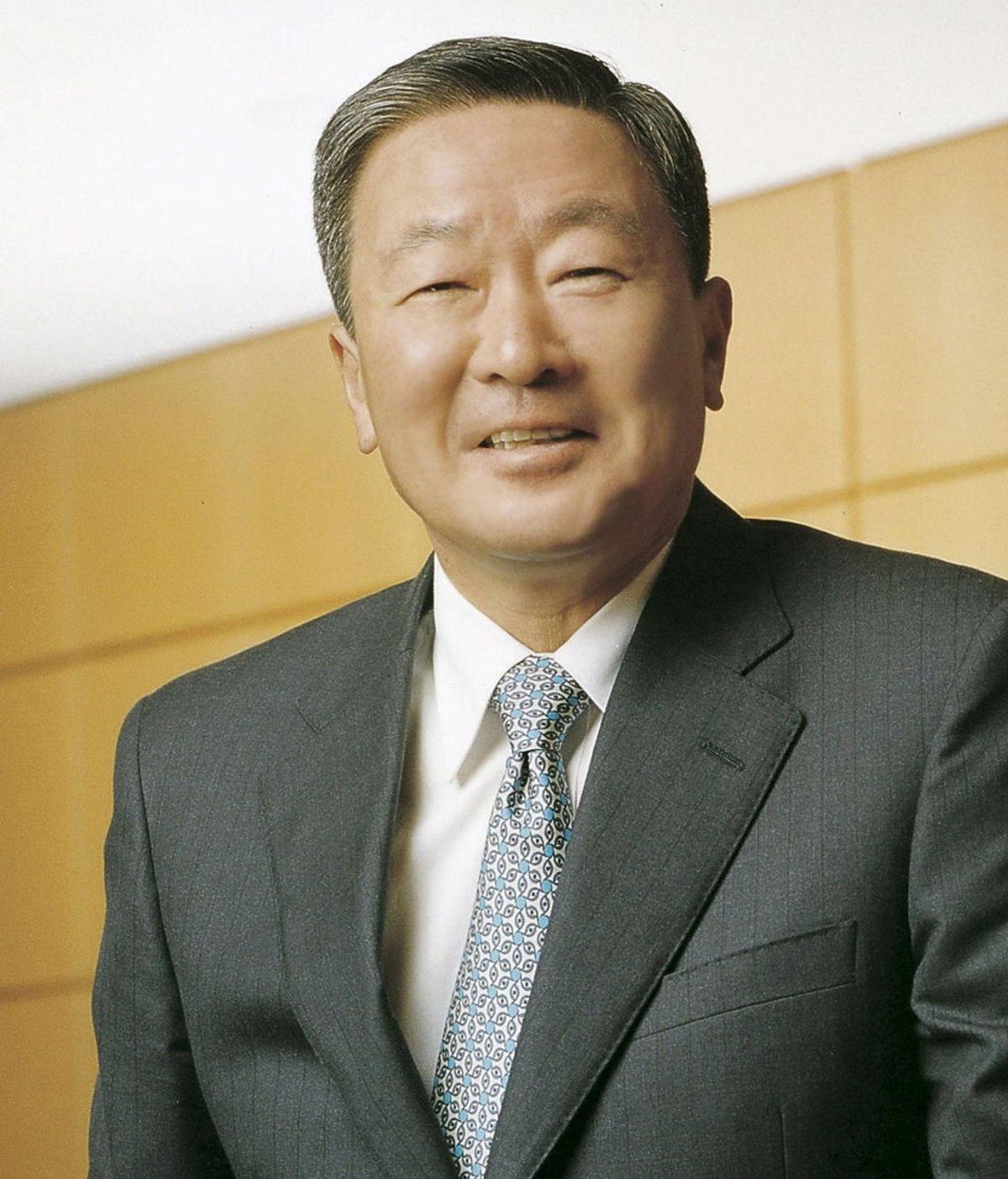 Muere Koo Bon Moo, el presidente de la multinacional LG
