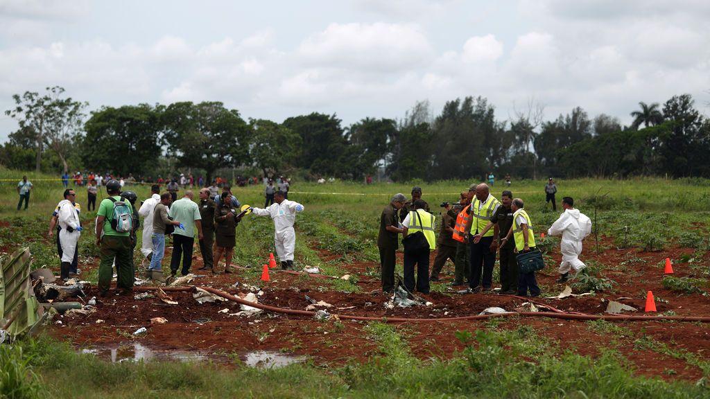 Confirman un fallecido con pasaporte español en el accidente aéreo en Cuba