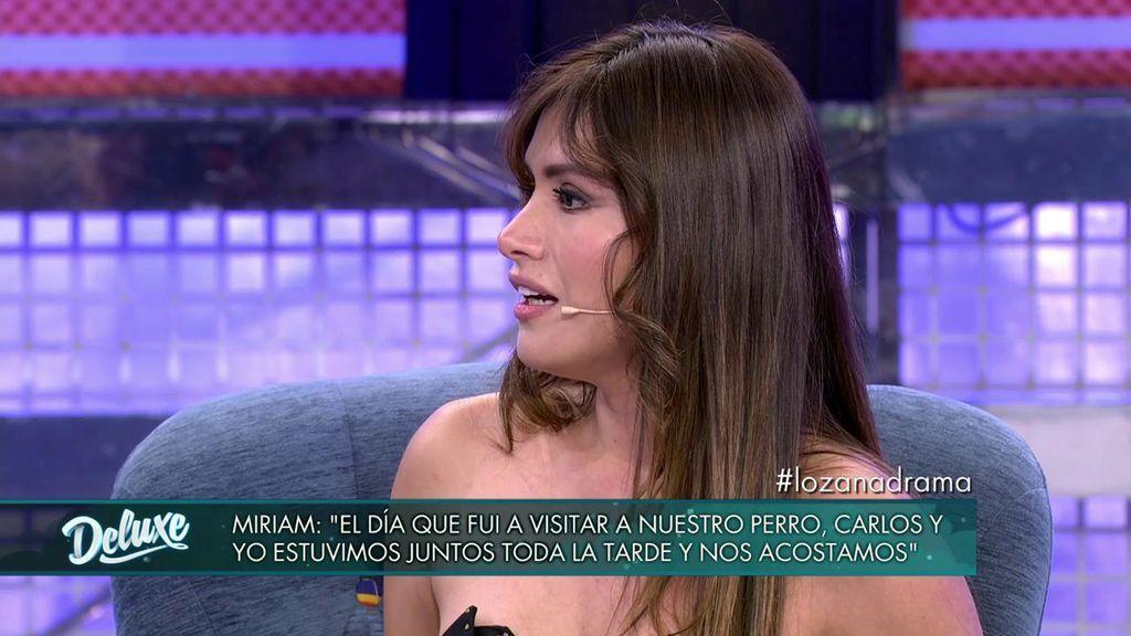 """Miriam Saavedra: """"Carlos Lozano se acostó conmigo para que le pidiera disculpas públicamente y me marchara a Perú"""""""