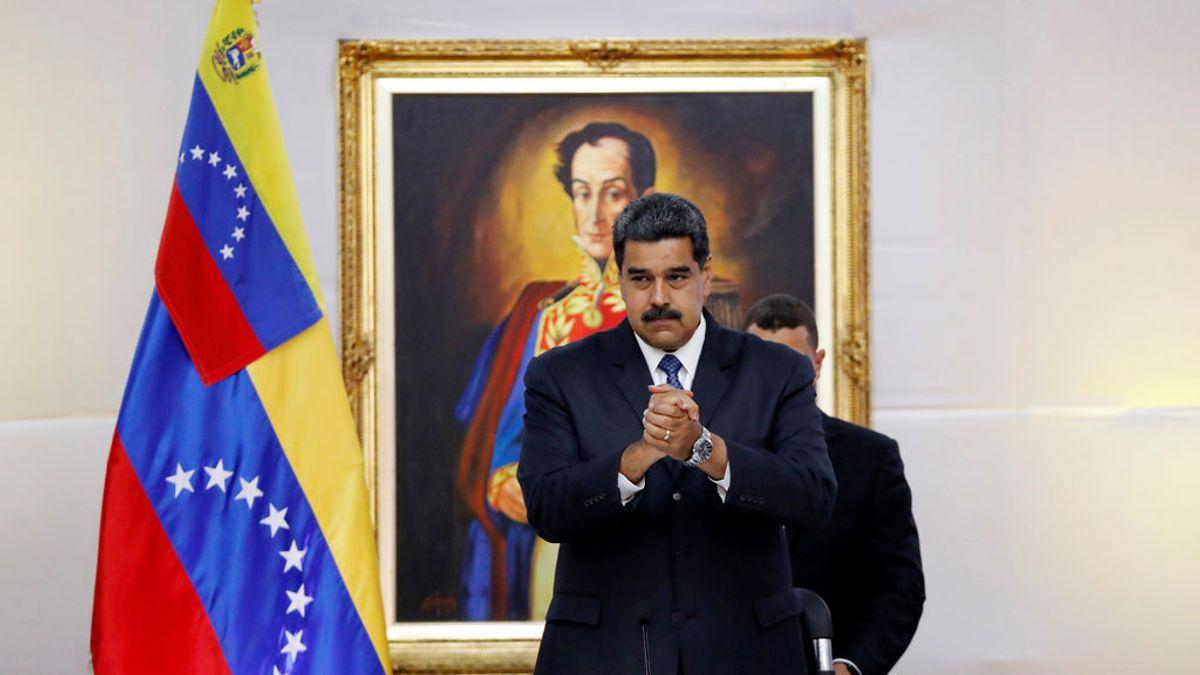 Maduro acude casi en solitario a unas elecciones presidenciales muy cuestionadas