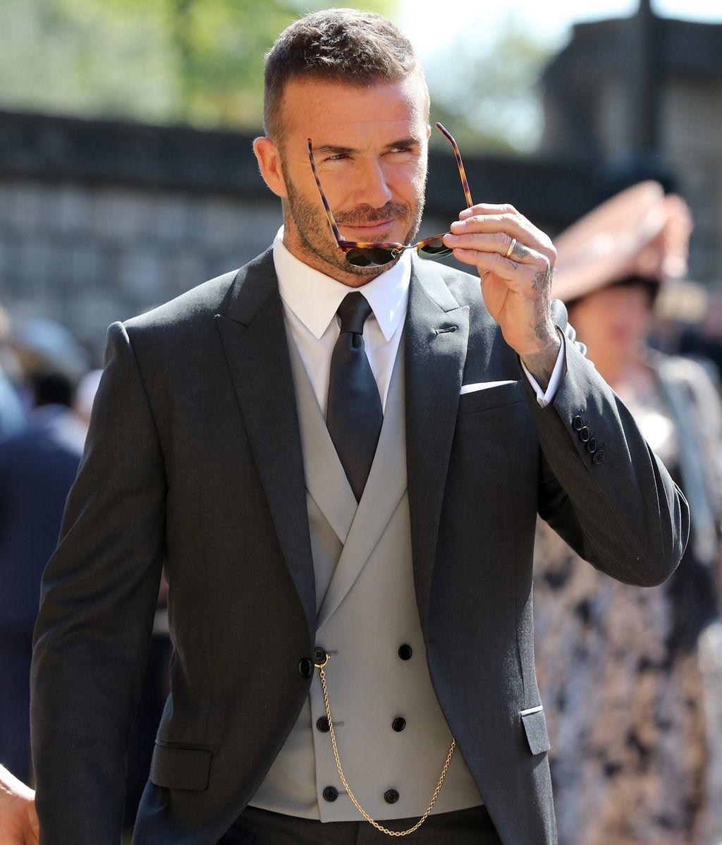 Deportista boda la boda real del Príncipe Harry y Meghan