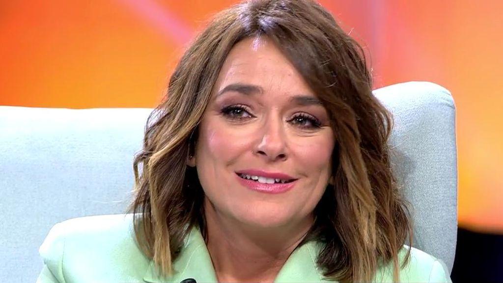 Toñi Moreno se derrumba al recordar su infancia, a su familia y sus inicios en televisión