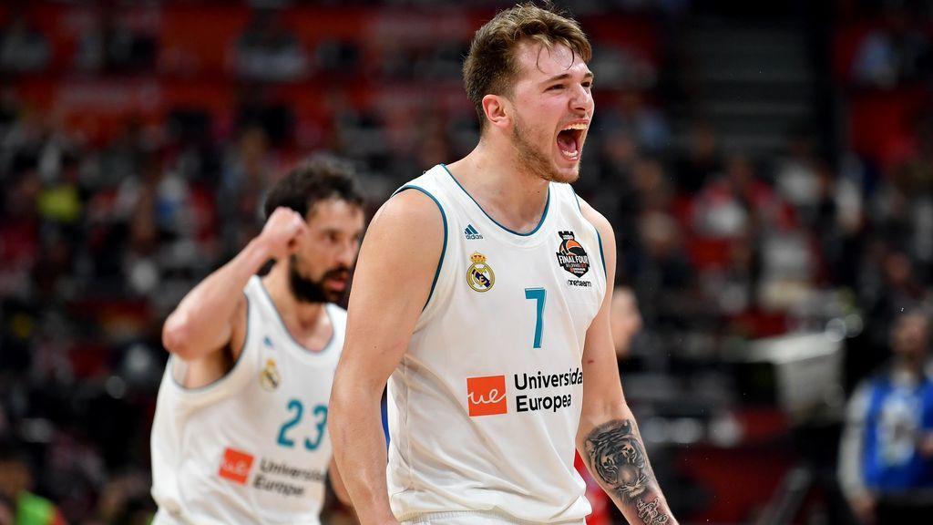 El Real Madrid de baloncesto se proclama campeón de Europa por décima vez