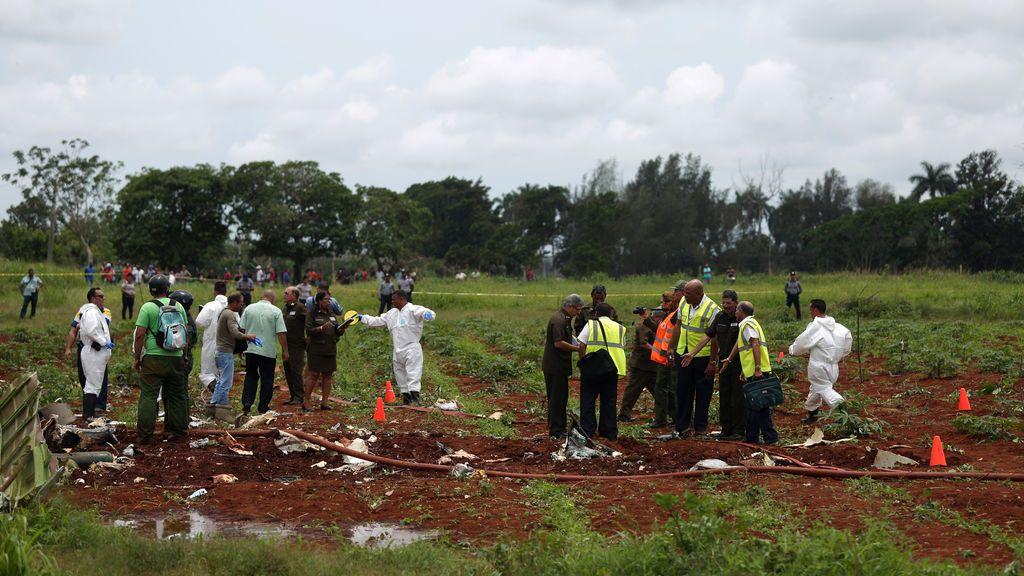 Uno de los fallecidos en el accidente aéreo de Cuba tenía pasaporte español
