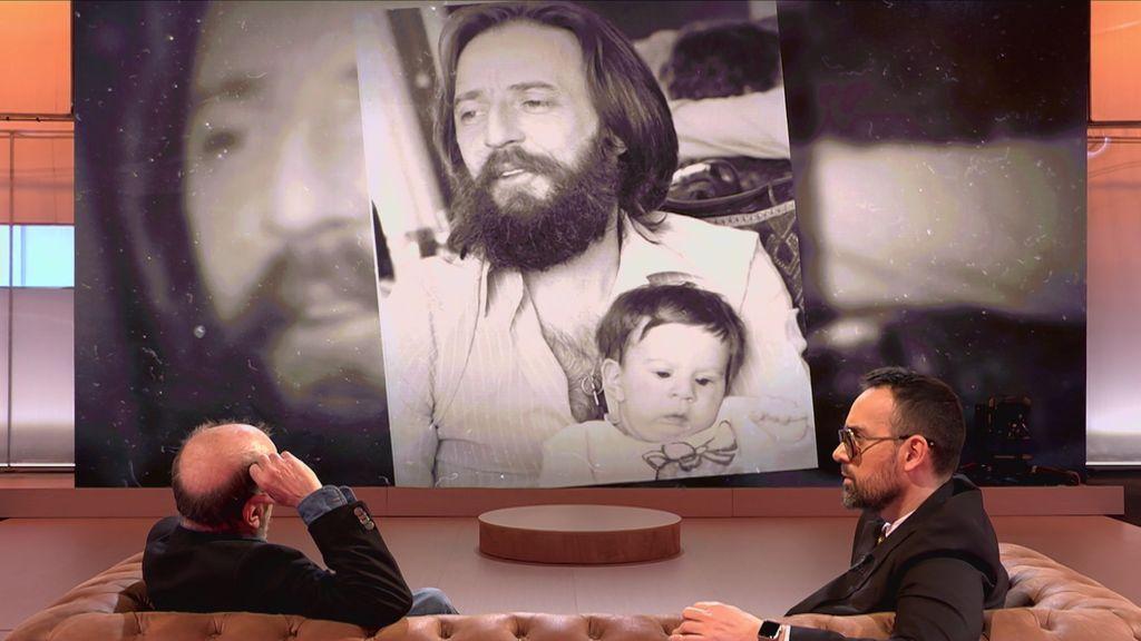 """Andrés Aberasturi, sobre su hijo con parálisis cerebral: """"No estoy agradecido a la vida por haberme dado a Cris, estoy cabreado"""""""