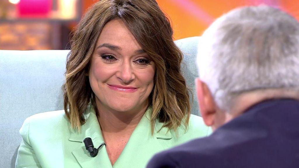 """Toñi Moreno, de sí misma: """"Siempre agradeceré a Mediaset que confiara en una perdedora"""""""