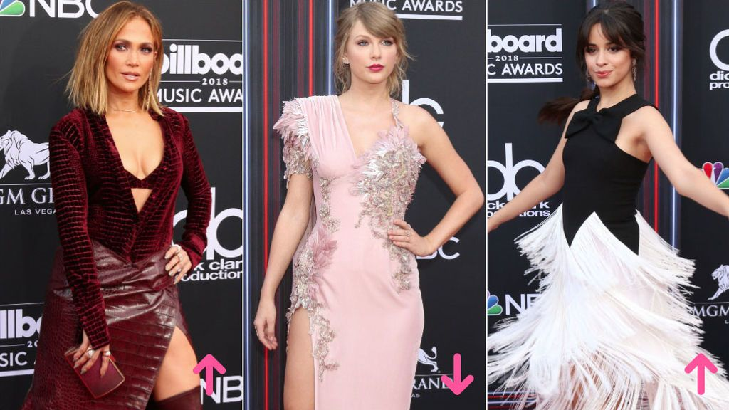 Aciertos y errores de los Premios Billboard