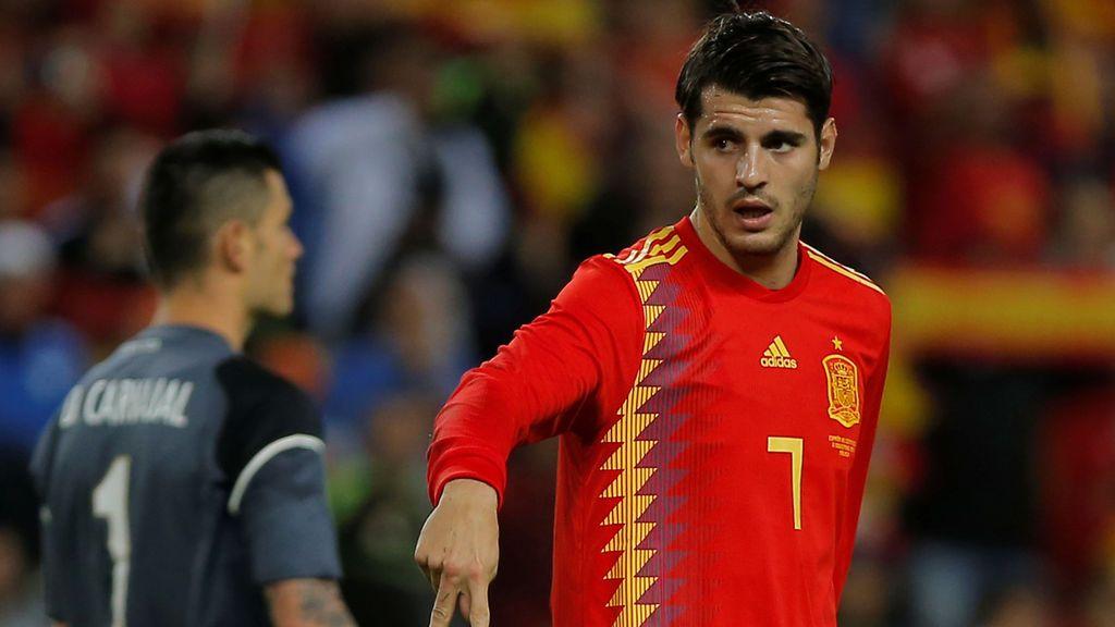 ¿Acierta Lopetegui dejando a Morata fuera de la lista para el Mundial?