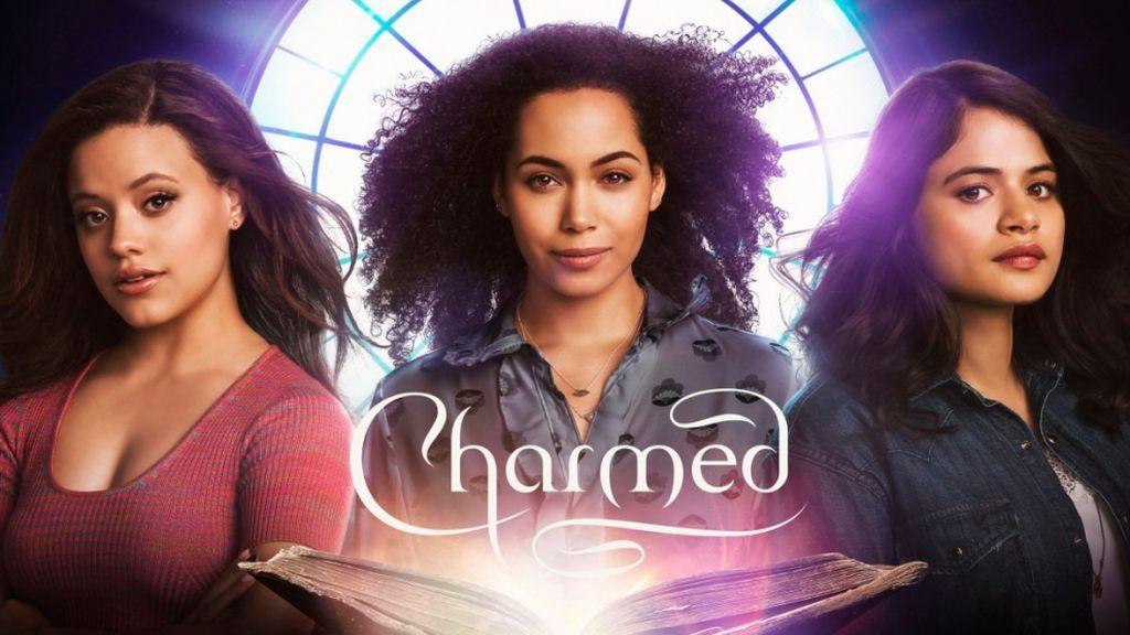 Sarah Jeffery (Madison), Madeleine Mantock (Macy) y Melonie Diaz (Mel), en la primera imagen oficial del 'remake' de 'Embrujadas'.