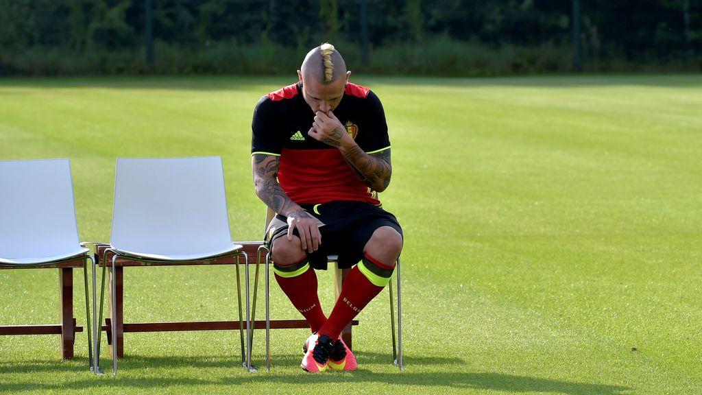 Nainggolan se queda fuera de la pre-lista de Bélgica para el Mundial de Rusia