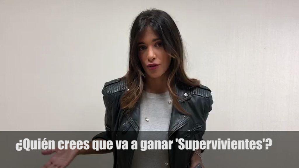 """Cuestionario exclusivo a Melissa: """"No quiero que gane Logan aunque sea Tarzán, lo merecen más Raquel o Sofía"""""""