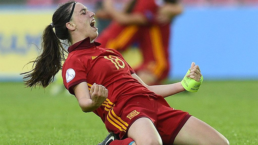 España acaba con su 'bestia negra' Alemania y se proclama campeona de Europa femenina Sub-17