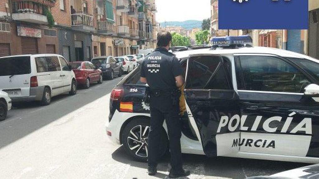 En dos días, Policía interviene en 5 casos de violencia doméstica y de género en Murcia