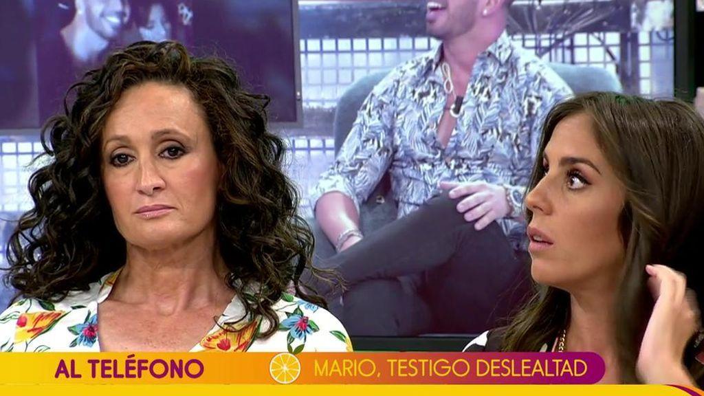 """Mario, testigo de la deslealtad de Isa Pantoja a Alberto: """"Había 'tonteo' y una preocupación por irse al hotel juntos"""""""
