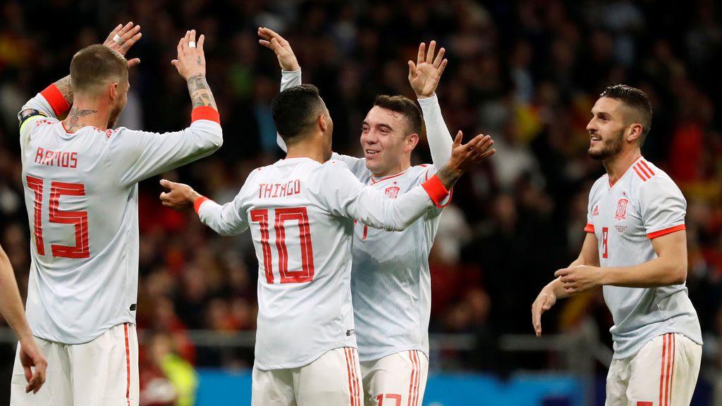 Lista de España para el Mundial de Rusia: Morata se queda fuera y Nacho Monreal, la sorpresa