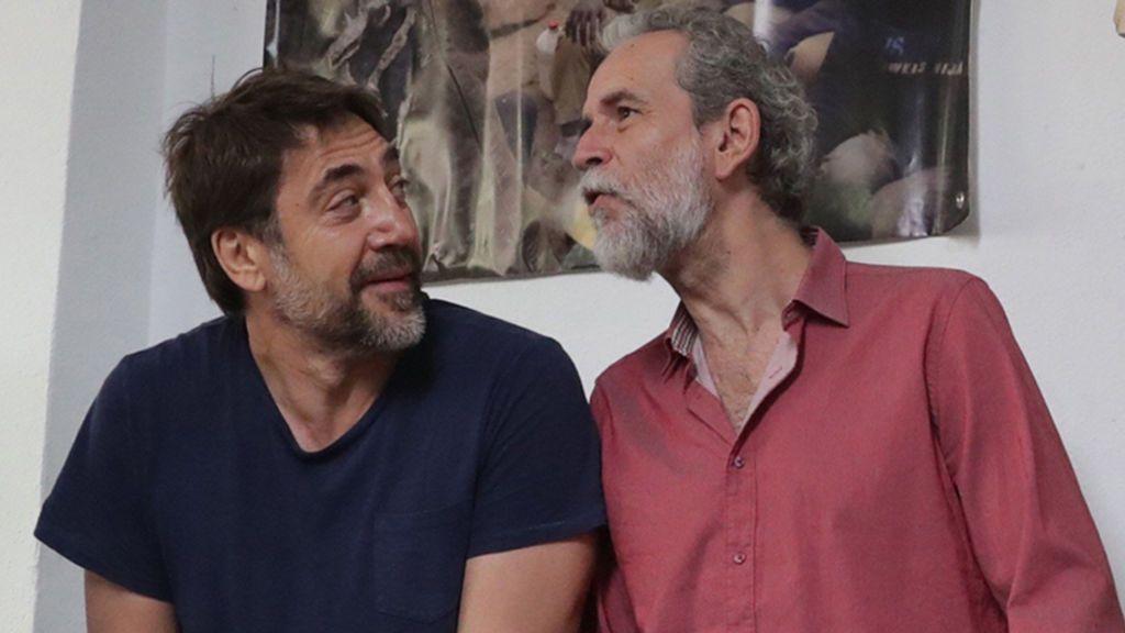 """Bardem apoya a Willy Toledo, imputado por ofensas religiosas: """"Que se pueda penar con cárcel nos lleva al franquismo"""""""