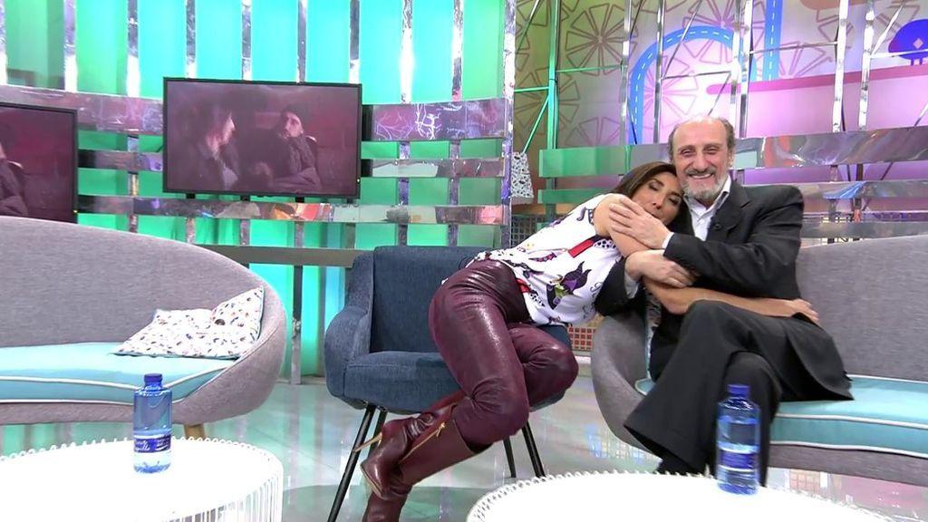 ¡José Luis Gil y Paz Padilla se mueren de la risa recordando sus mejores momentos en 'La que se avecina'!