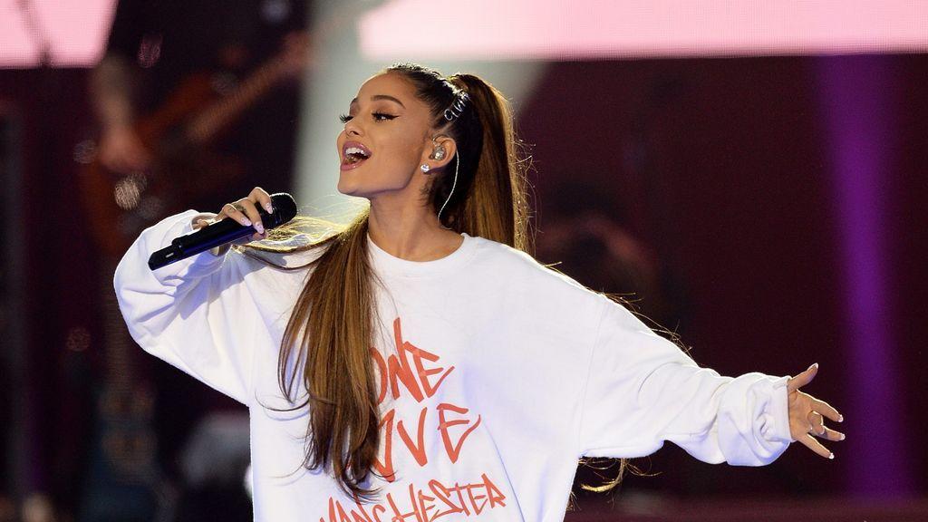 Ariana Grande envía un emotivo mensaje a las víctimas del atentado en Mánchester