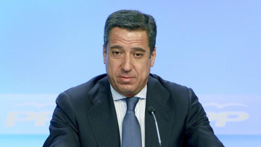 """El PP suspenderá la militancia de Zaplana: """"El hecho reviste suficiente gravedad"""""""