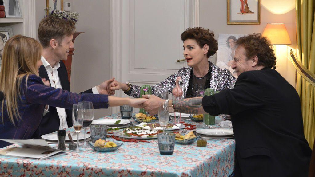 Final de la segunda edición de 'Ven a cenar conmigo: gourmet edition'.