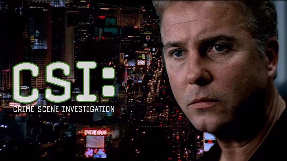 7 cosas que no recuerdas del primer capítulo de 'CSI: Las Vegas'