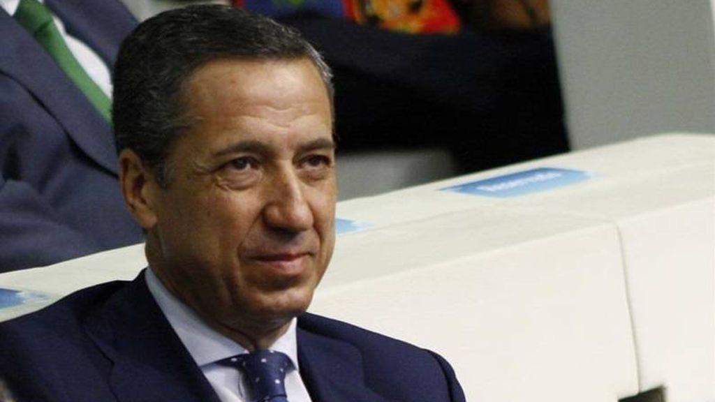 "Telefónica suspende de froma ""inmediata"" la relación laboral con Eduardo Zaplana"