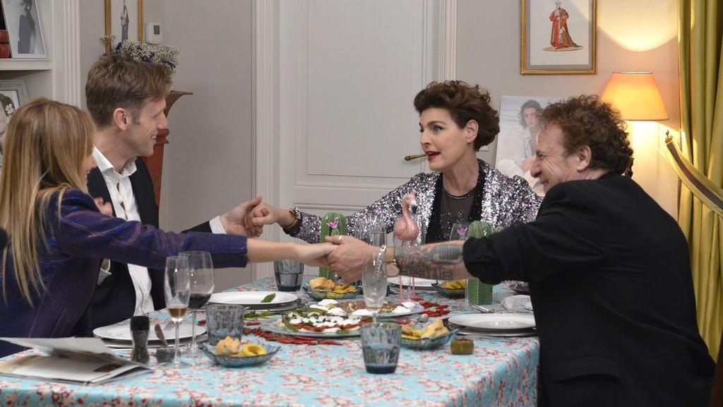 La traca final de la edición 'Gourmet' en casa de Antonia Dell'Atte: miércoles, a las 22:45 h.
