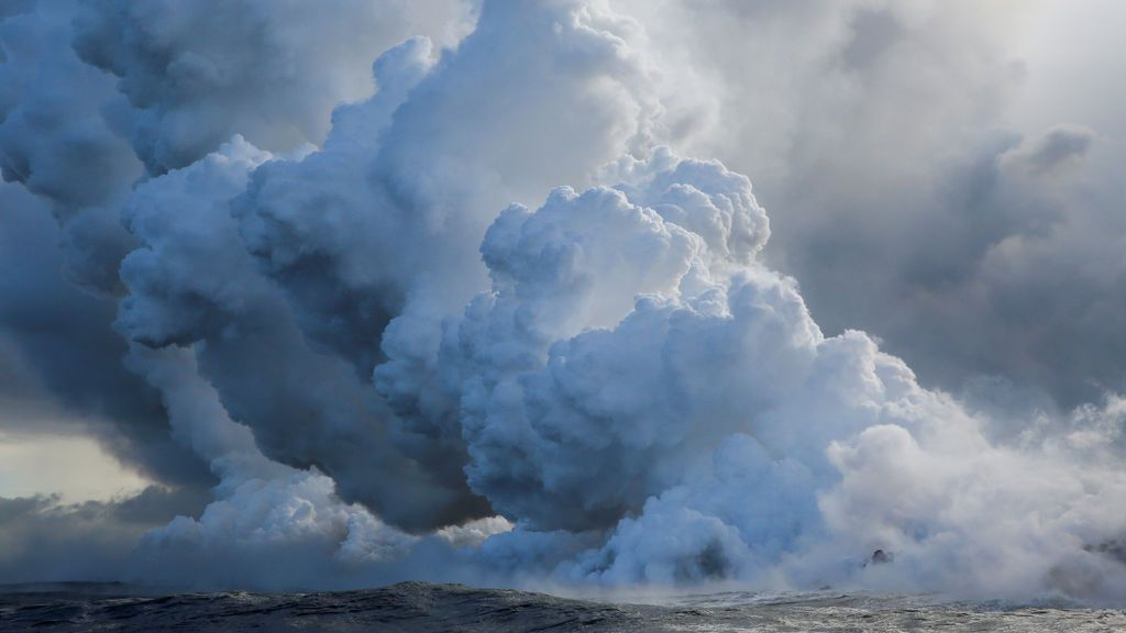 Erupciones del volcán Kilauea