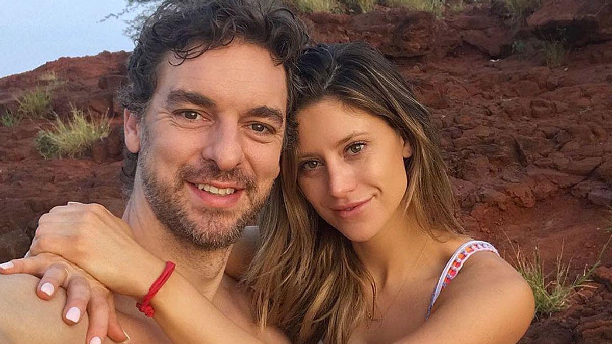 La preciosa declaración de amor de Pau Gasol a su novia por su cumpleaños