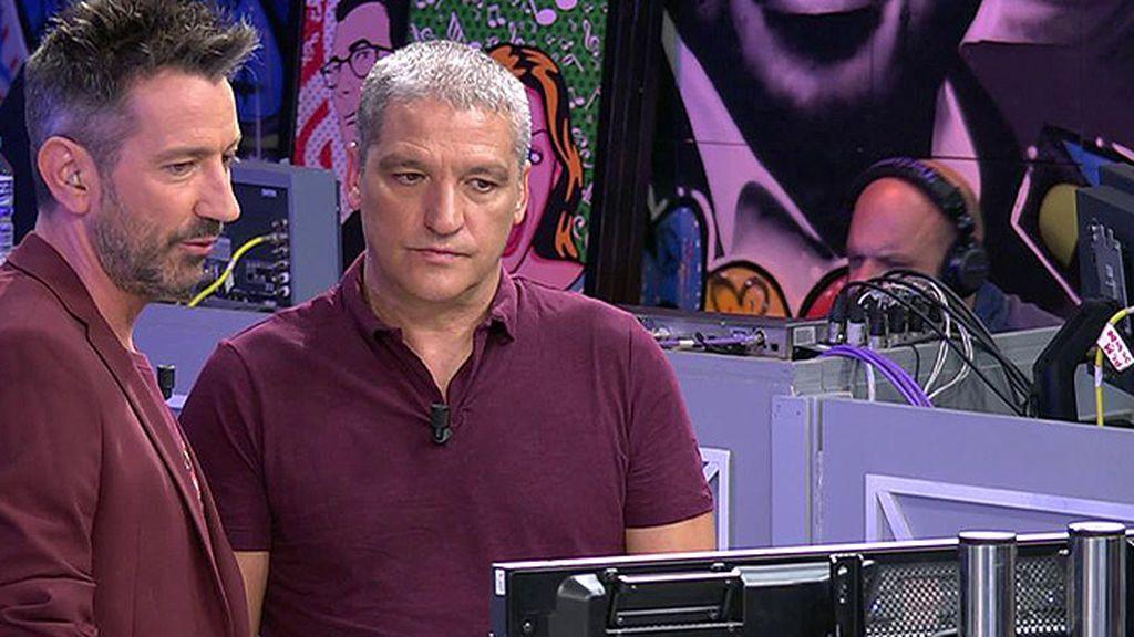 """Gustavo González: """"Sé que María ha tenido otras relaciones estando conmigo, pero no me gusta verlo"""""""