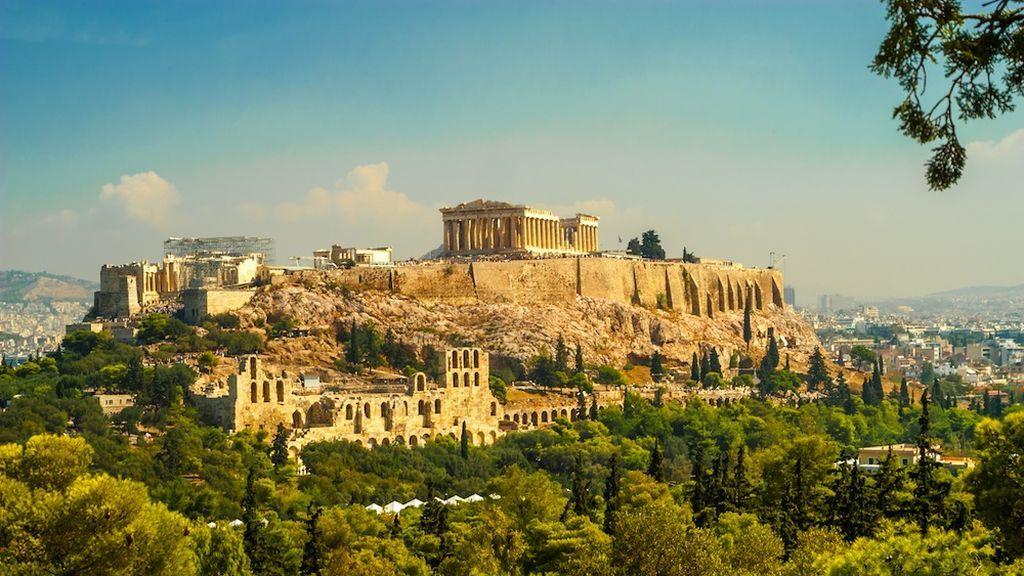 Viajamos a Atenas con Callejeros Viajeros