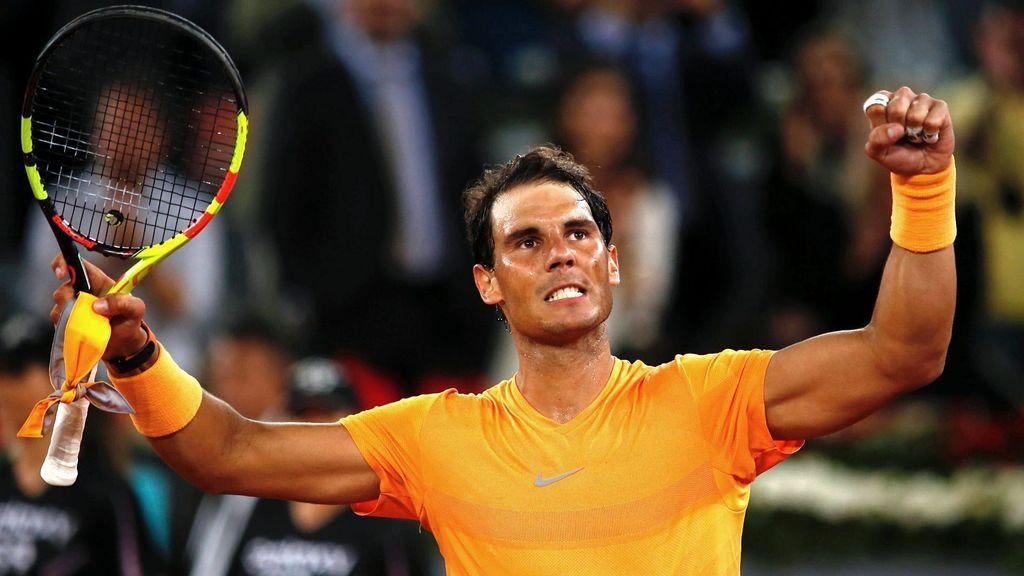 Rafa Nadal jugará en Roland Garros un partido de exhibición ante diez futuros tenistas franceses